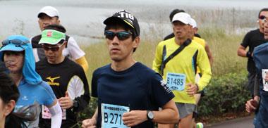 しまだ大井川マラソン2016